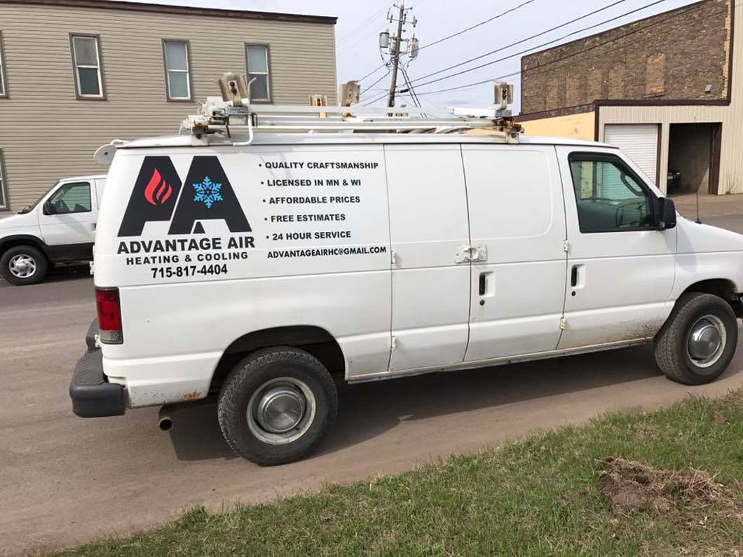 Gallery | Advantage Air Plumbing, Heating, and Cooling